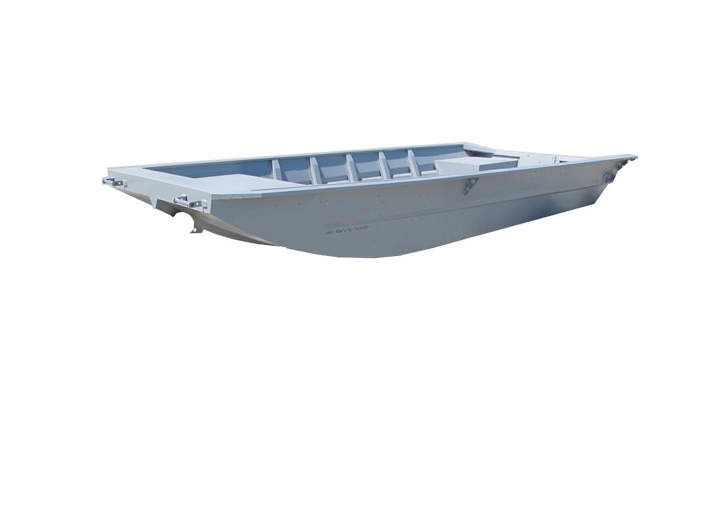 Zakázková výroba nerezových člunů