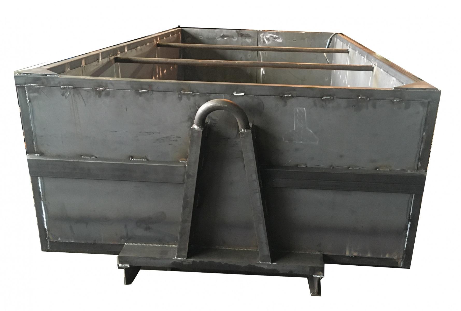 Zakázková výroba kontejnerů